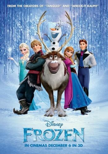 Frozen 海报